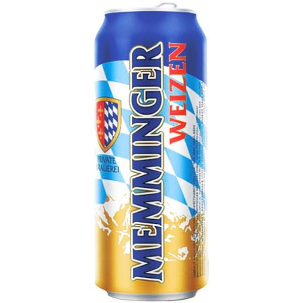 Меммингер Вайцен 5,1% 0.5л ж/б
