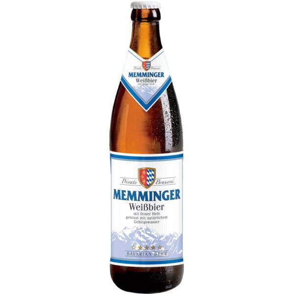 Меммингер Вайзбир свет нефильтр 5,1% 0,5 ст